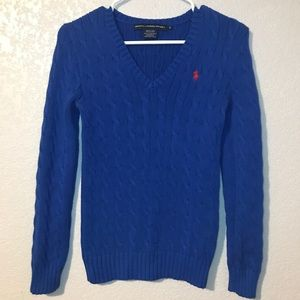 Ralph Lauren Sport knitted sweater